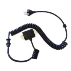 Cable between actuator and arm pad, Concens