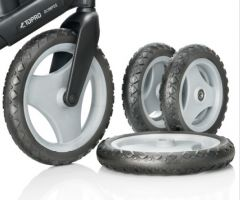 Off-road wheels, set of four