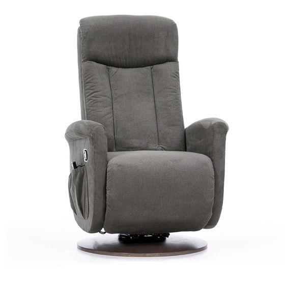 TOPRO Cortina Rise and Recline Chair graphite