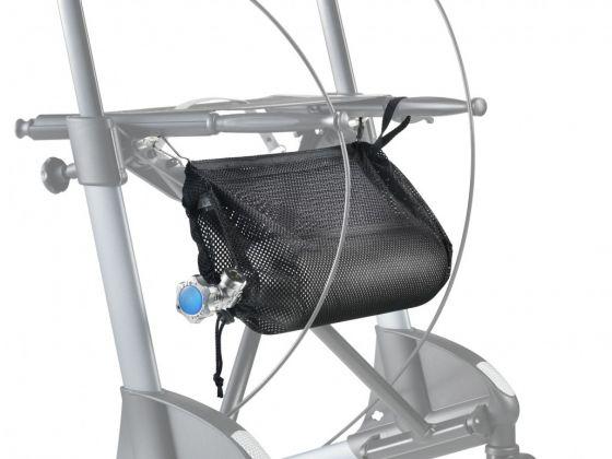 Basket for oxygen bottle